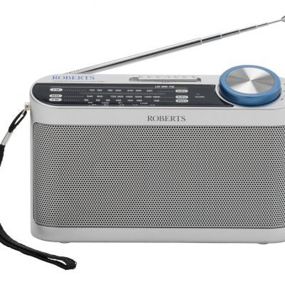 Roberts R9993 3-Band Portable Analogue Radio