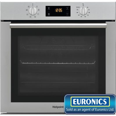 Hotpoint SA4544CIX Built In Single Electric Oven